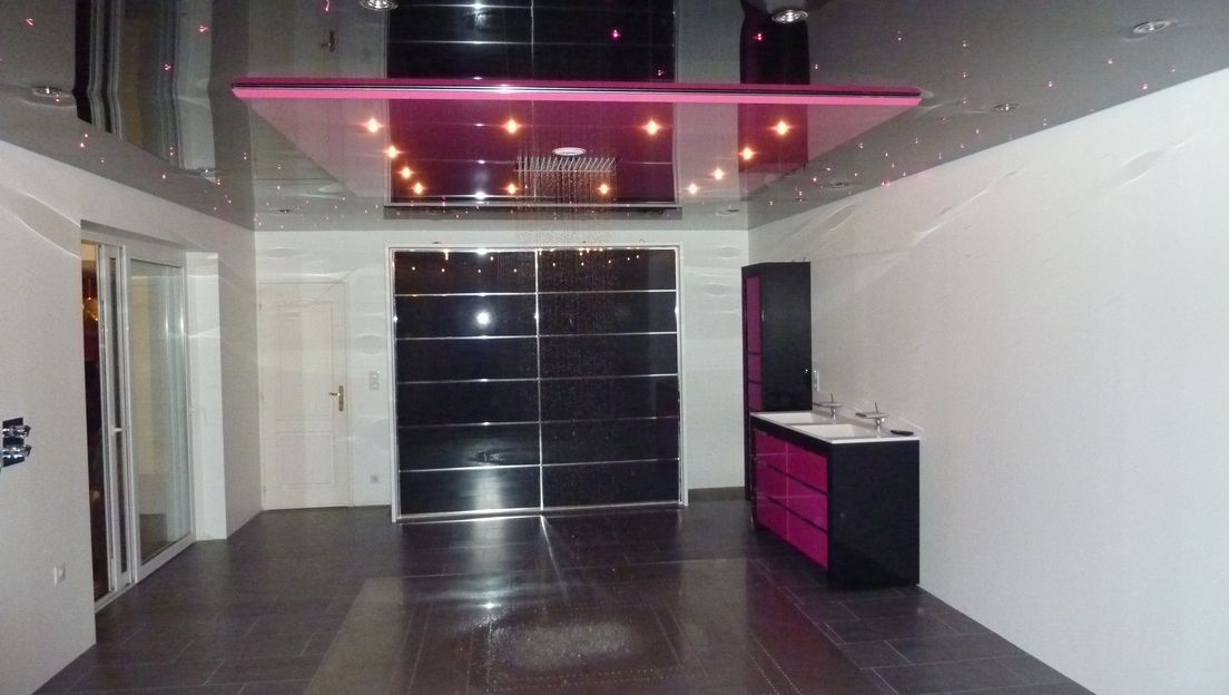 Salle de bain - plafond-tendu.fr