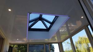 Puit de lumière - plafond-tendu
