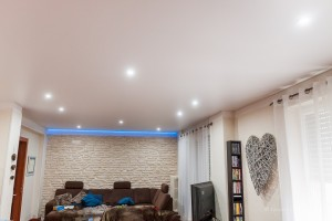 Salon - plafond-tendu