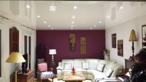 Salon laqué - plafond-tendu
